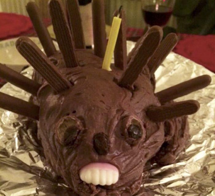 21 piores bolo de ouriço que você pode imaginar 8