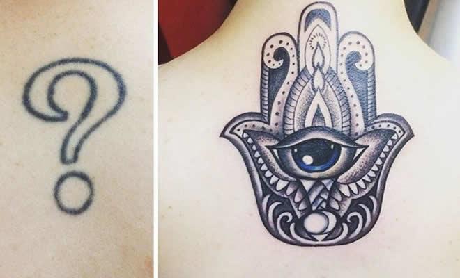 28 tatuagens que receberam retoques impressionantes 2