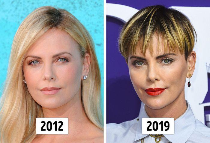 15 transformações de cabelo de celebridades para você se inspirar 8