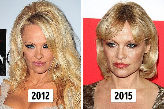 15 transformações de cabelo de celebridades para você se inspirar 13
