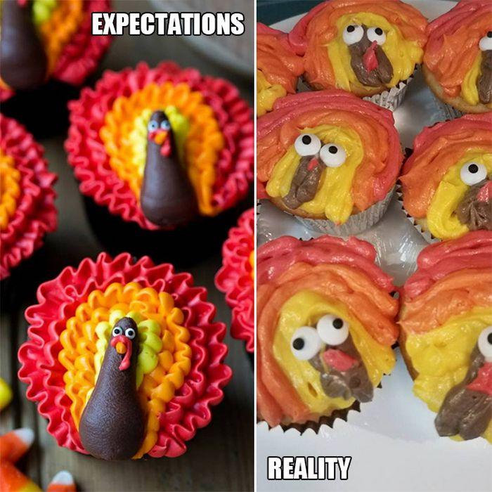 21 bolo hilariante do dia de Ação de Graças 12