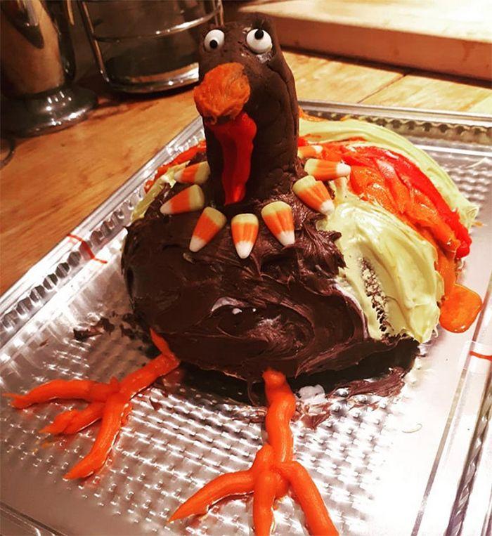 21 bolo hilariante do dia de Ação de Graças 22
