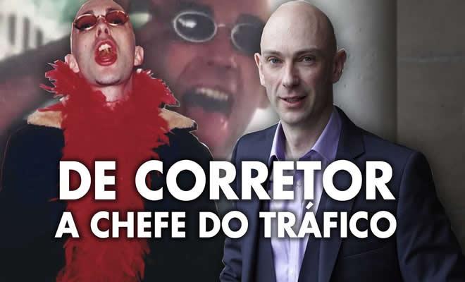 A incrível história do corretor britânico que se tornou um chefão das drogas nos Estados unidos 19