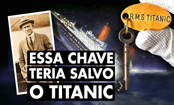 O homem que poderia ter salvado o Titanic, mas fracassou 6