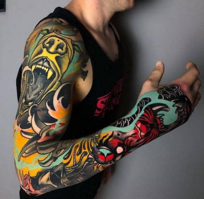 Inspire-se com essas 48 tatuagens 2