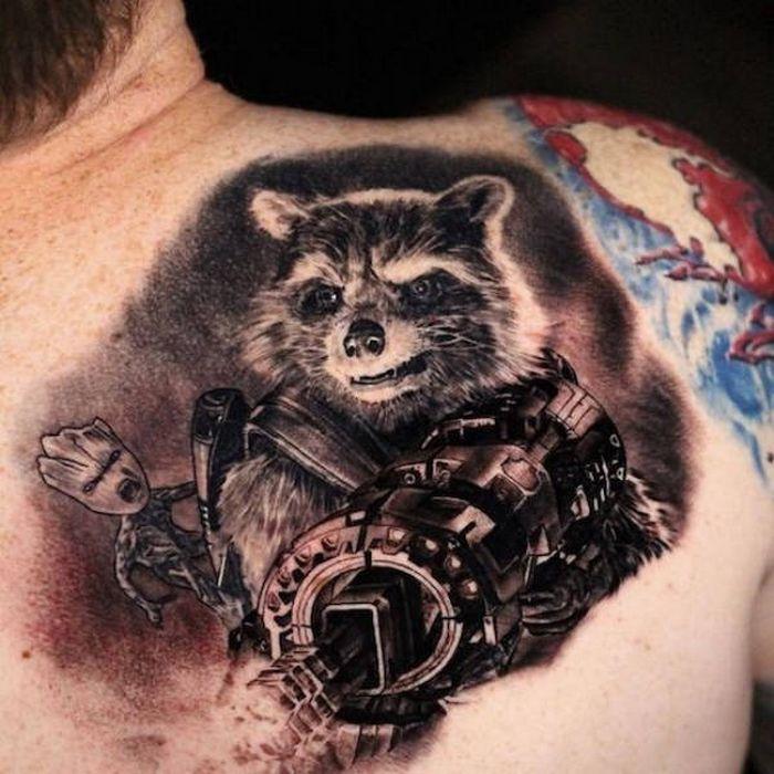 Inspire-se com essas 48 tatuagens 5