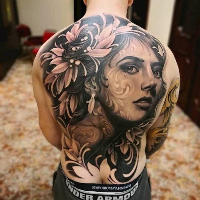 Inspire-se com essas 48 tatuagens 11