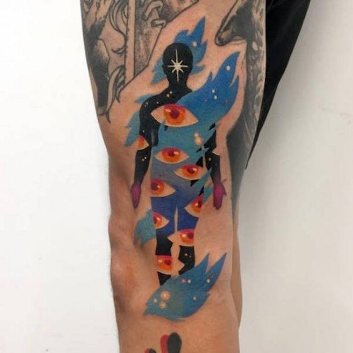 Inspire-se com essas 48 tatuagens 14