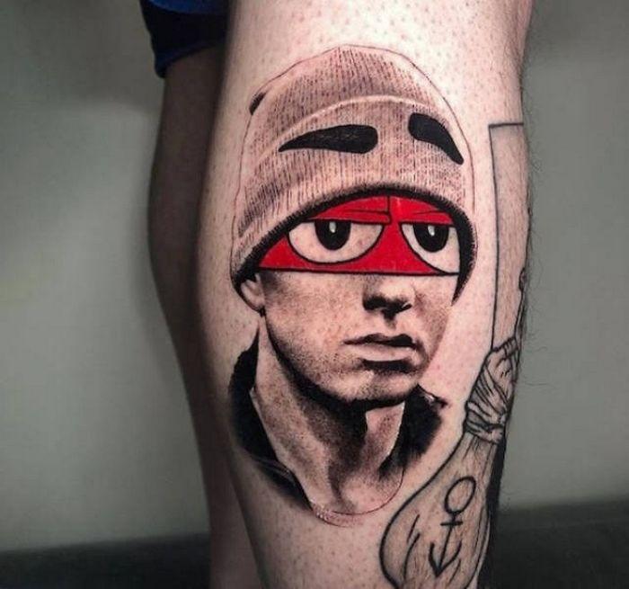 Inspire-se com essas 48 tatuagens 16