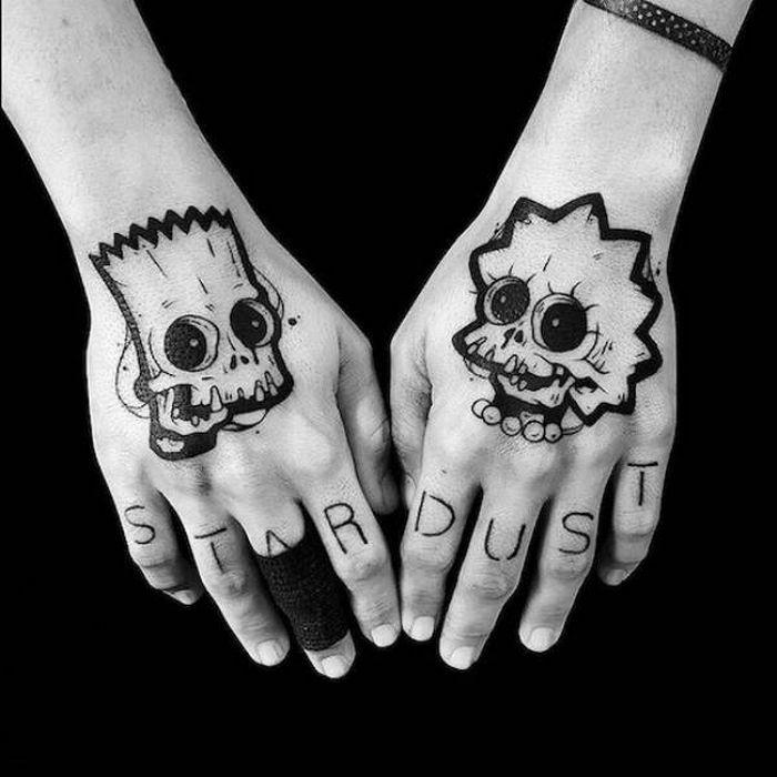 Inspire-se com essas 48 tatuagens 17