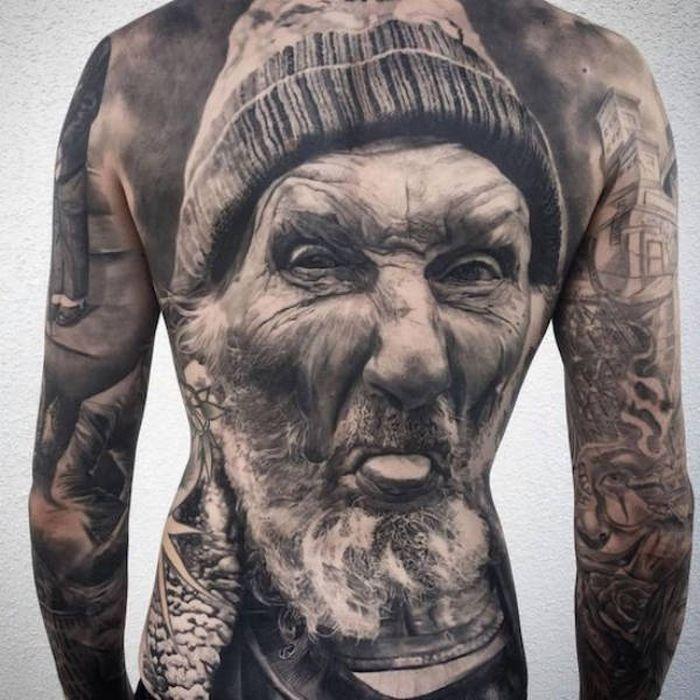 Inspire-se com essas 48 tatuagens 19