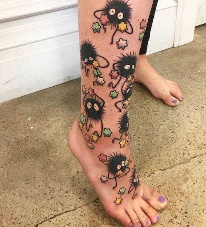 Inspire-se com essas 48 tatuagens 26