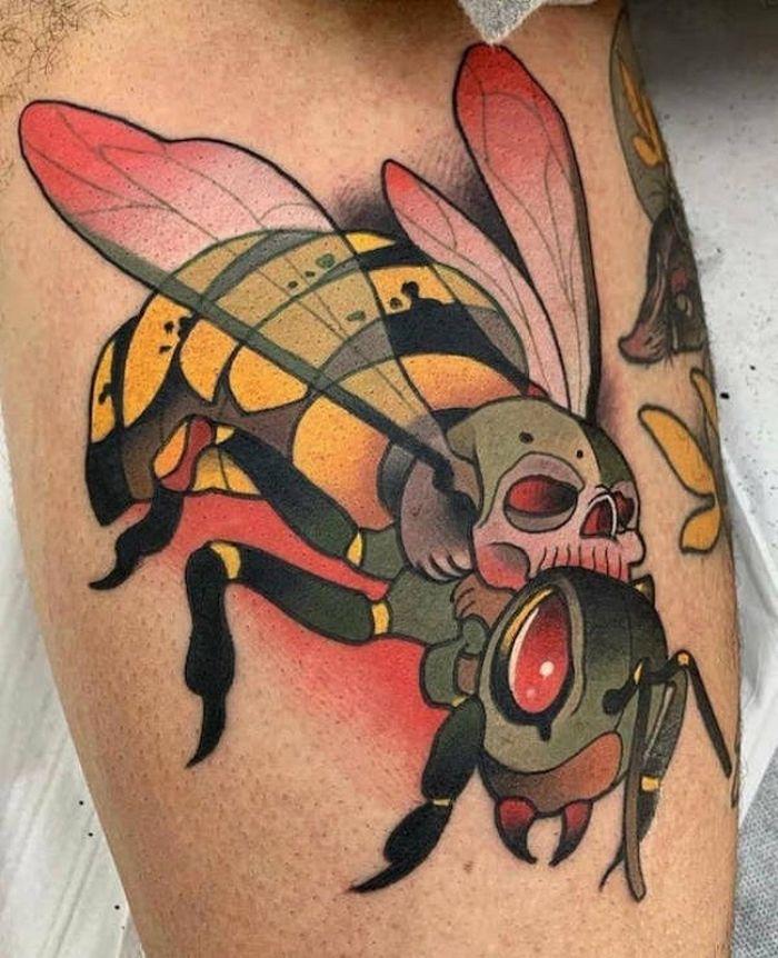 Inspire-se com essas 48 tatuagens 28