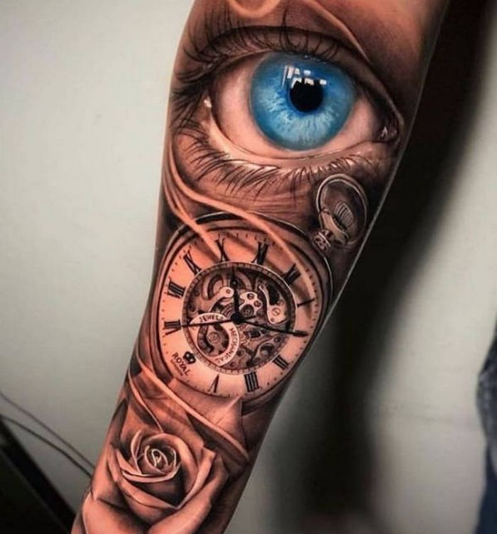 Inspire-se com essas 48 tatuagens 31