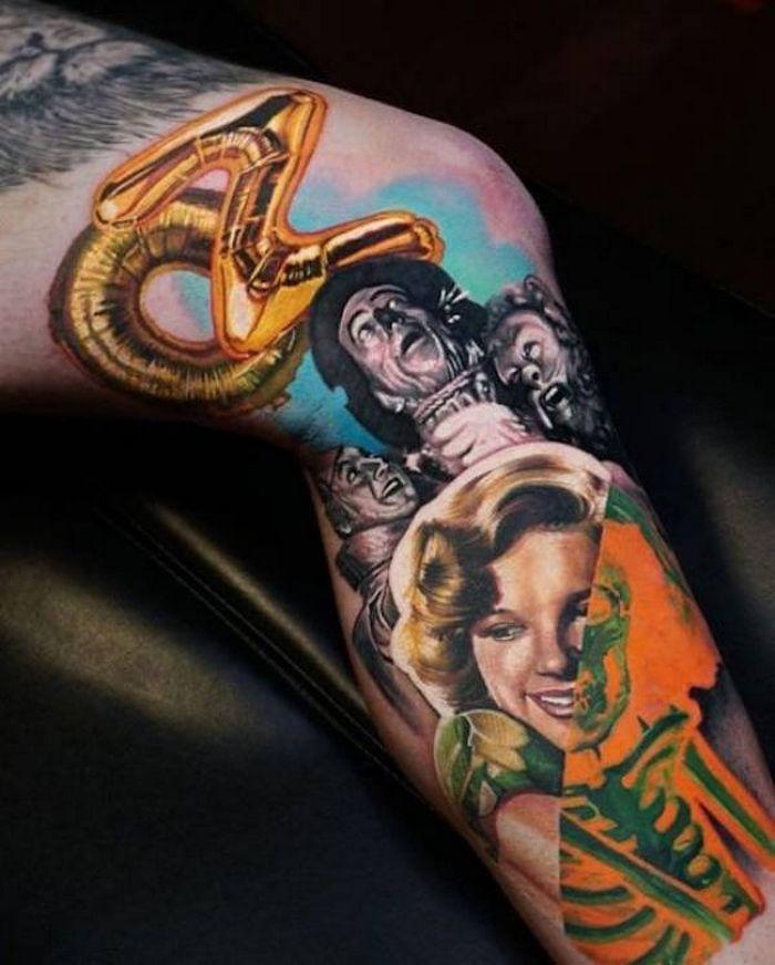 Inspire-se com essas 48 tatuagens 39