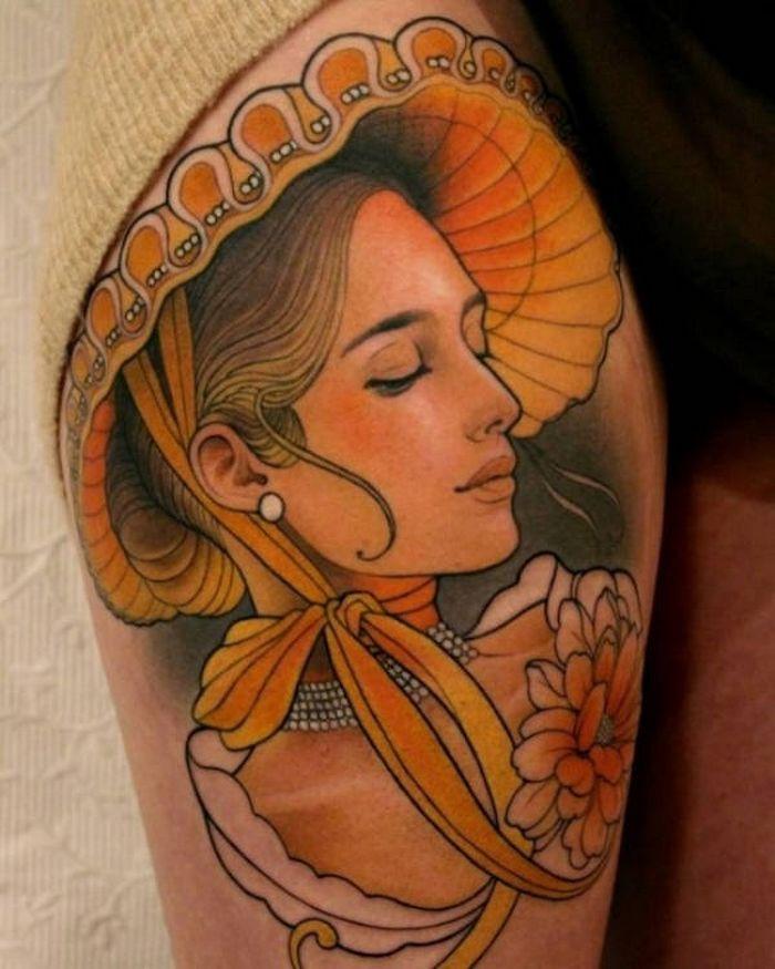 Inspire-se com essas 48 tatuagens 41