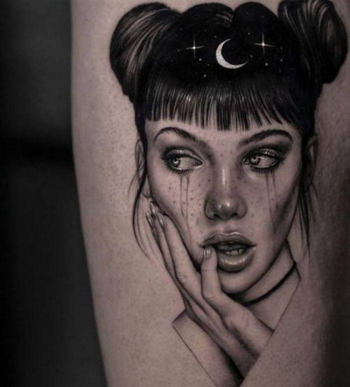 Inspire-se com essas 48 tatuagens 43