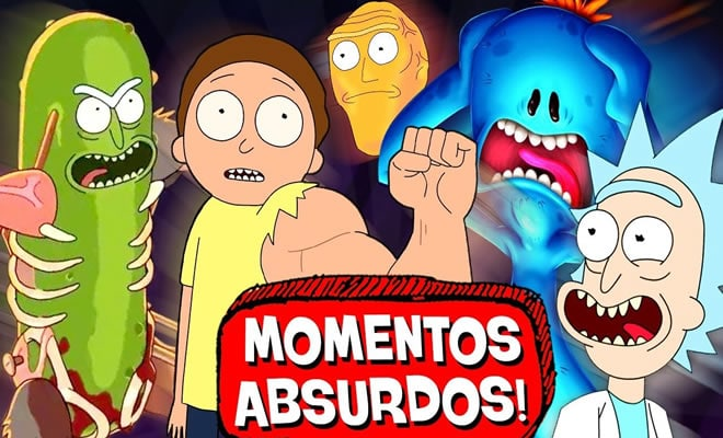 6 momentos mais absurdos de Rick and Morty 25