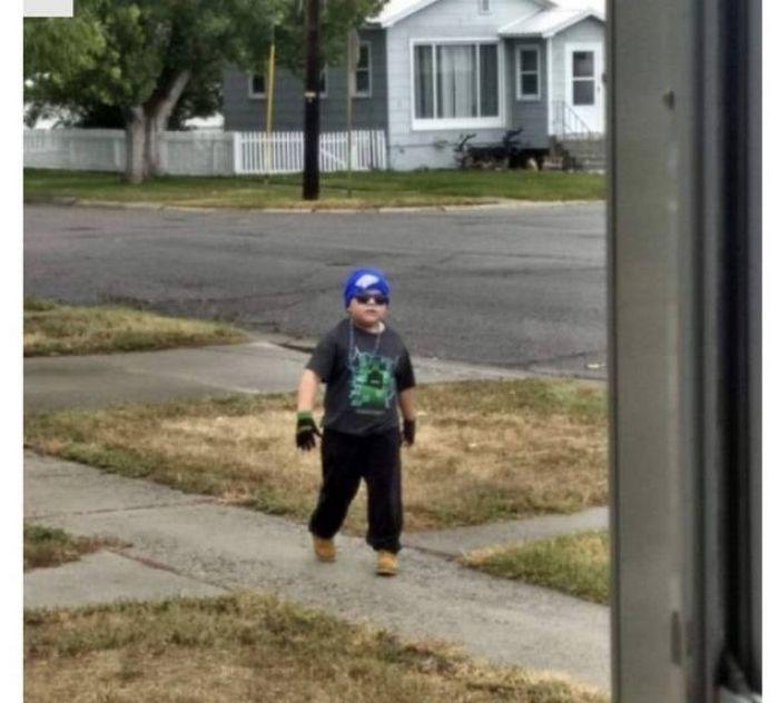 25 motivos para ter uma criança em casa 6