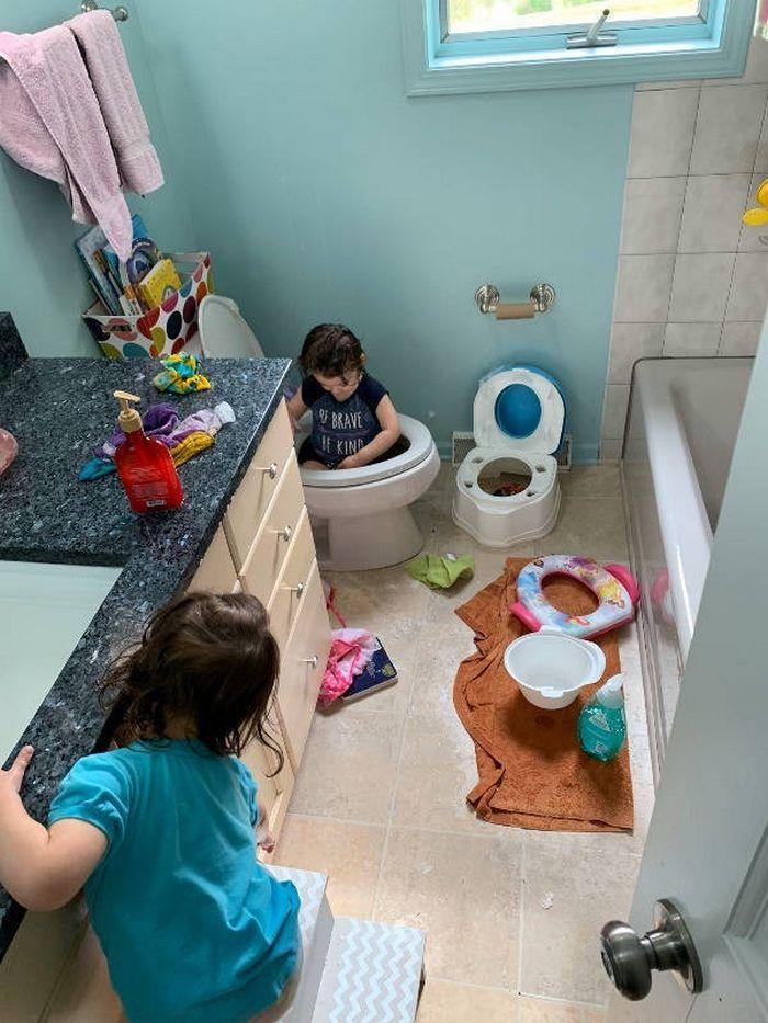 25 motivos para ter uma criança em casa 13