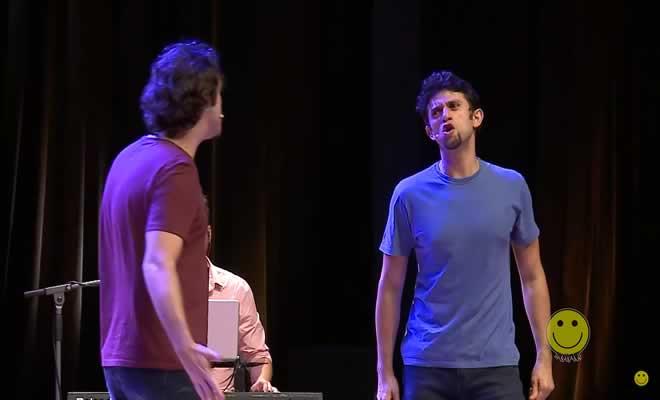 Dois irmãos de giz - Musical #51 13