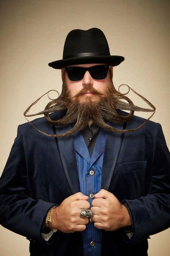 O campeonato de barba e bigode de 2019 em 30 fotos 11