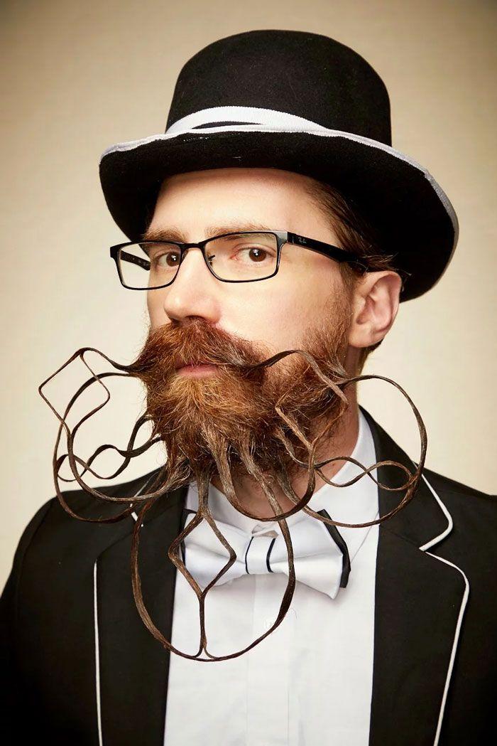 O campeonato de barba e bigode de 2019 em 30 fotos 13