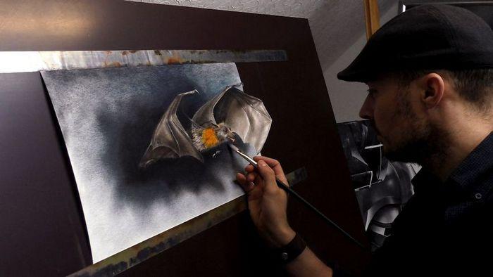 Artista alemão cria desenhos 3D incríveis em papel (30 fotos) 9