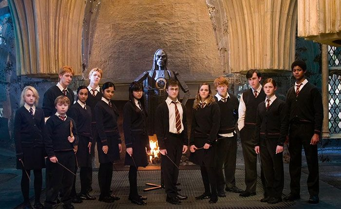 Emma Watson postou uma foto da reunião de Harry Potter, que é um presente de Natal perfeito para os fãs 2