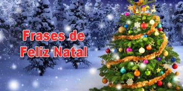 Frases de Feliz Natal 3