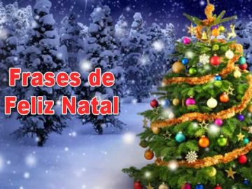 Frases de Feliz Natal 2