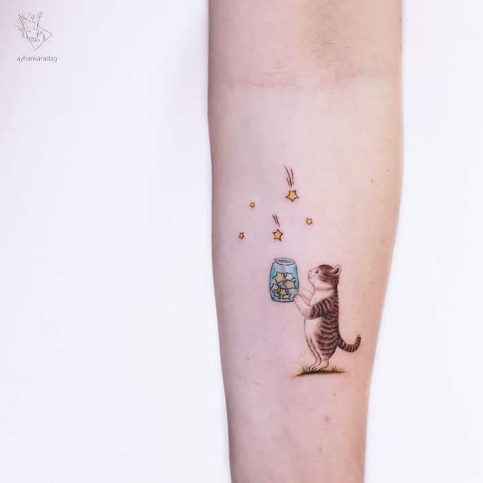 30 melhores desenhos de tatuagem de Ayhan Karadag 2