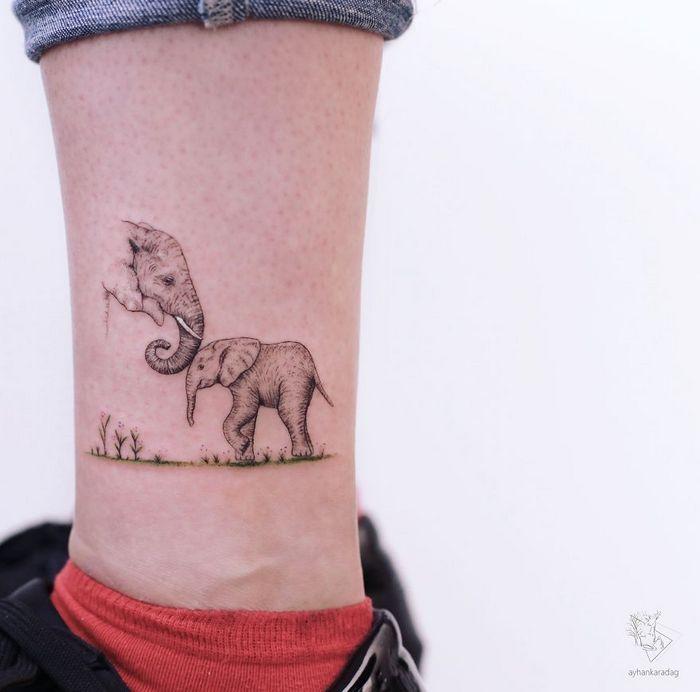 30 melhores desenhos de tatuagem de Ayhan Karadag 3
