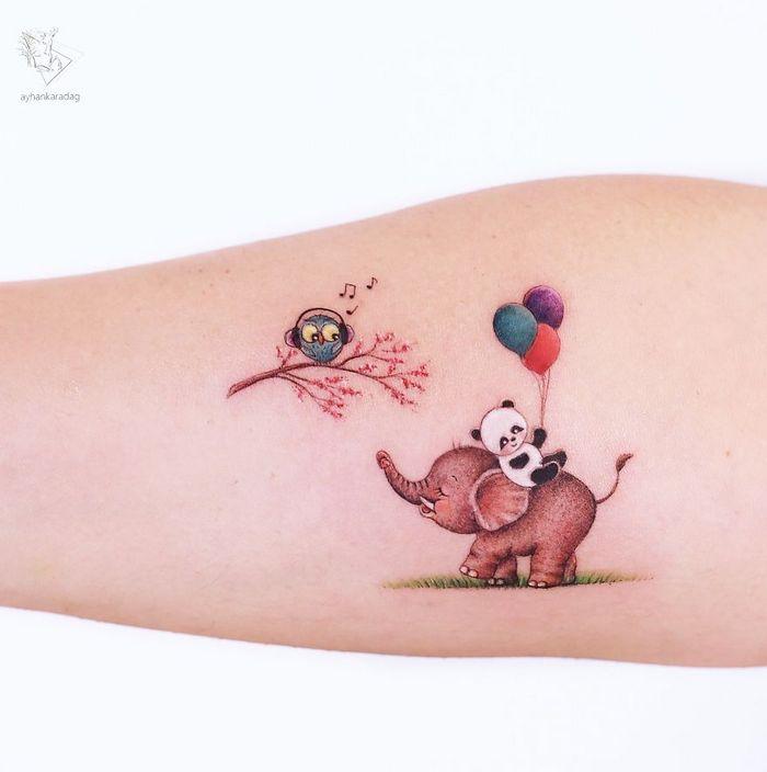 30 melhores desenhos de tatuagem de Ayhan Karadag 6
