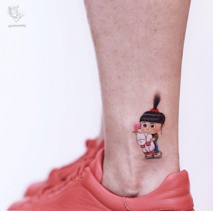 30 melhores desenhos de tatuagem de Ayhan Karadag 14
