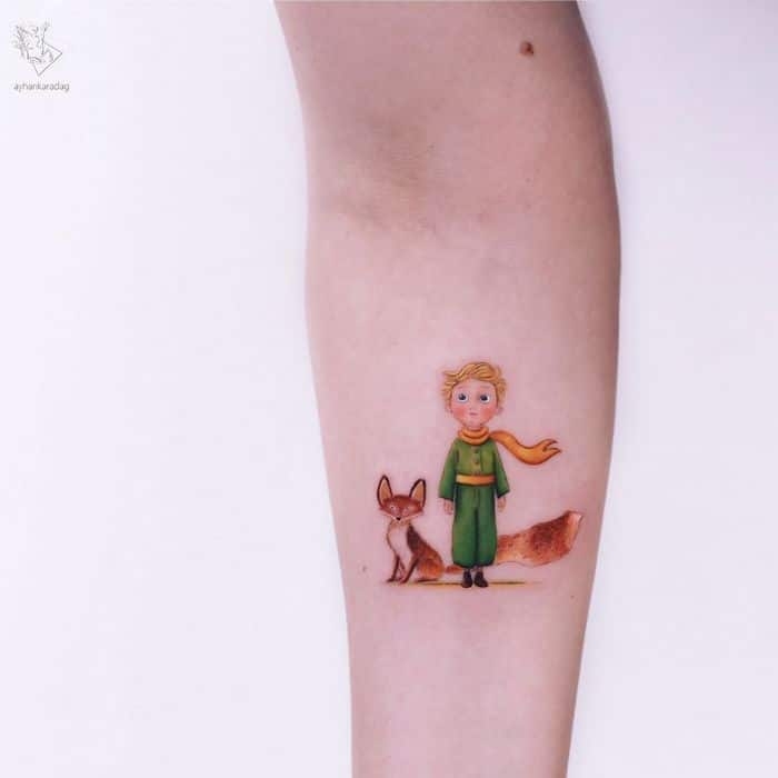30 melhores desenhos de tatuagem de Ayhan Karadag 15