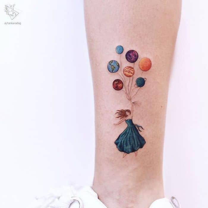 30 melhores desenhos de tatuagem de Ayhan Karadag 20
