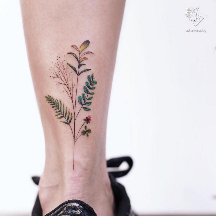 30 melhores desenhos de tatuagem de Ayhan Karadag 21