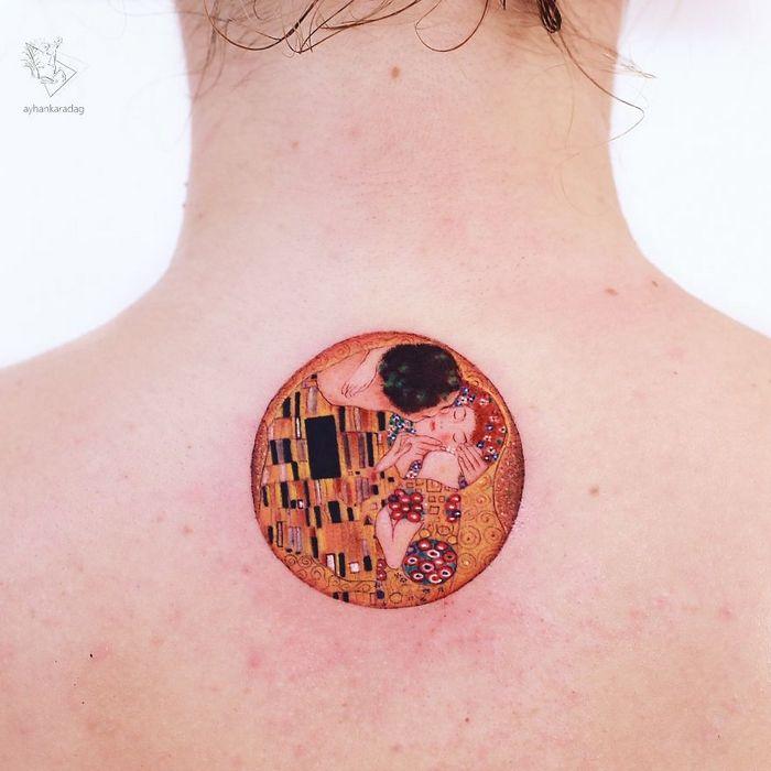30 melhores desenhos de tatuagem de Ayhan Karadag 24