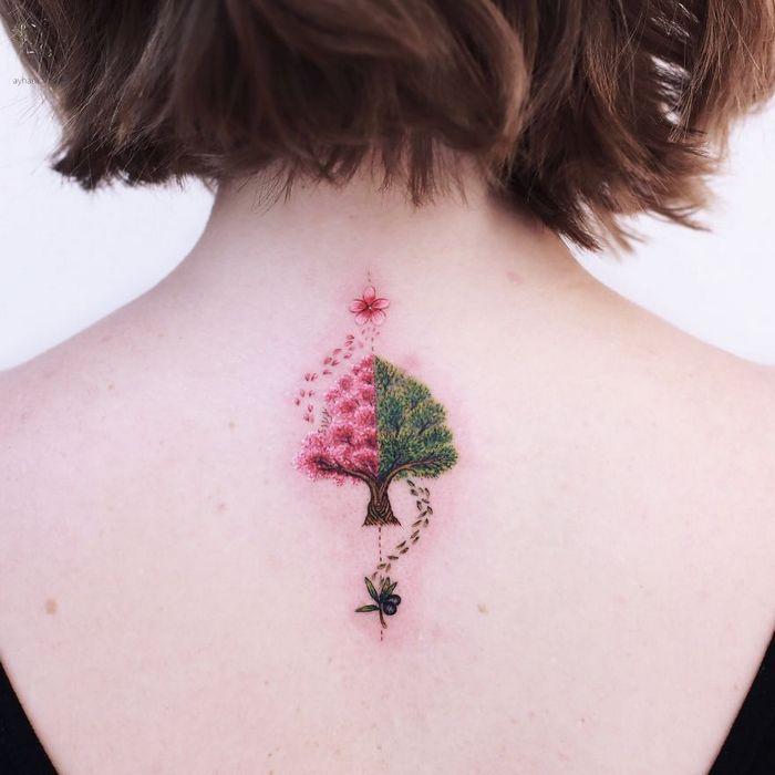 30 melhores desenhos de tatuagem de Ayhan Karadag 25