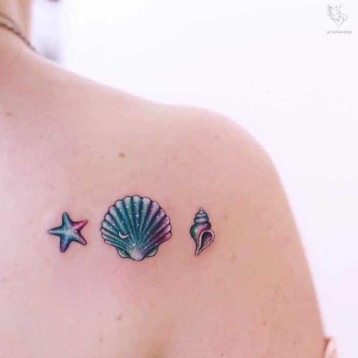 30 melhores desenhos de tatuagem de Ayhan Karadag 27