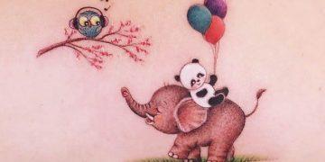 30 melhores desenhos de tatuagem de Ayhan Karadag 13