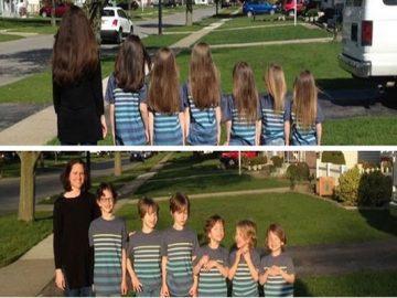 25 motivos para para doar seu cabelo. Antes e depois de pessoas que doaram seus cabelos para pessoas doentes 9