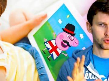 Peppa Pig está mudando o jeito de falar das crianças! 2