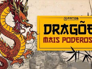 Os dragões mais poderosos das mitologias 3