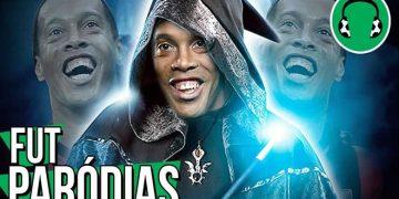 E se Ronaldinho for mesmo um bruxo? 10