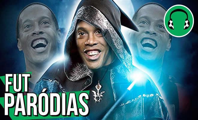E se Ronaldinho for mesmo um bruxo? 1