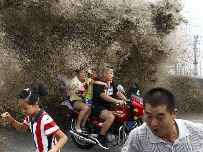 24 fotos tiradas um segundo antes de uma pequena catástrofe 8
