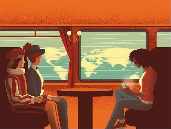 30 ilustrações digitais instigantes que expõem as falhas de nossa sociedade moderna 5