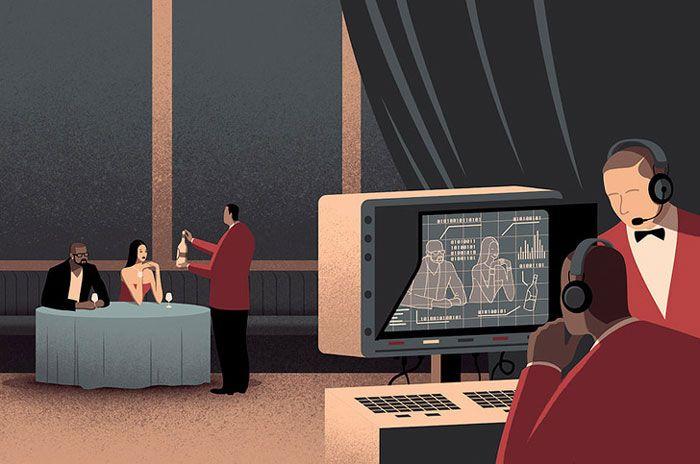 30 ilustrações digitais instigantes que expõem as falhas de nossa sociedade moderna 7